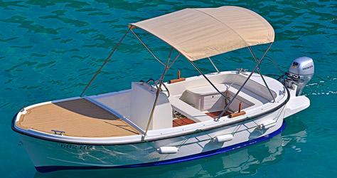 Betina Open | Boat rental
