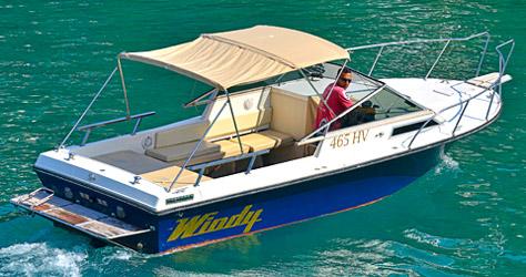 Windy 24 | Boat rental