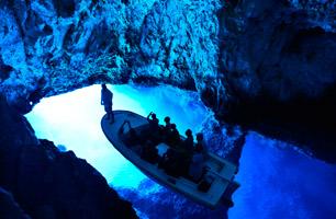 Plava špilja | Dnevne ekskurzije Primi Hvar