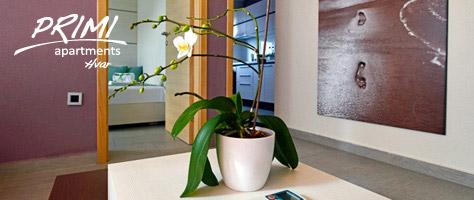 Apartments rental | Primi Hvar
